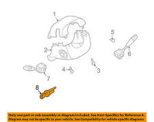Chevrolet GM OEM 04-08 Aveo-Ignition Lock Cylinder 96414708