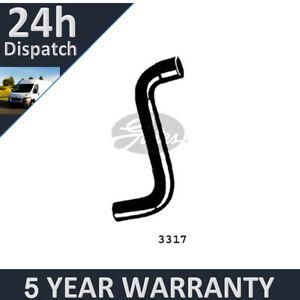 Gates Upper Radiator Hose For Opel Manta Ascona Vauxhall Cavalier New G2014