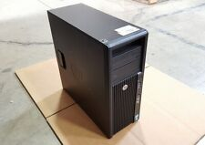 HP Z420 Workstation Xeon E5-2690 2.8GHz 32GB RAM + 120GB SSD 1TB HDD Win10 WiFi
