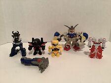 Gundam Action Figure Lot