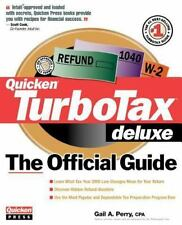 Turbo Tax Deluxe: The Official Guide: By Gail A Perry