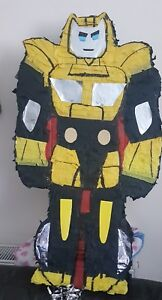 Pinata transformers bumblebee