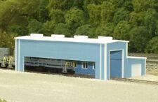 Pikestuff (N-Scale) #541-8008 Atkinson Engine Facility (blue) - NIB