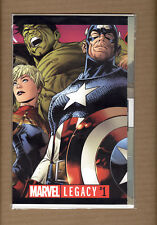 Marvel Legacy #1 Joe Quesada Double Gatefold Cover NM+