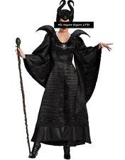 Malefica Vestito Carnevale Donna Dress up Maleficent Woman Costume MLF001 SD