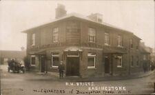 Basingstoke. Wheatsheaf Hotel. R.H.Briggs.