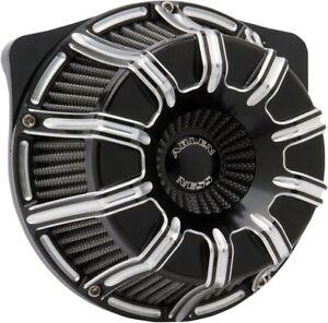Arlen Ness H-D Inverted Series 10-Gauge Air Cleaner Kit (Black) 18-941