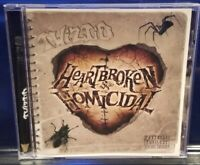 Twiztid - Heartbroken & Homicidal CD 2010 insane clown posse anybody killa icp