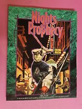 NIGHTS OF PROPHECY - VAMPIRE THE MASQUERADE WHITE WOLF RPG WOD ROLEPLAYING VTM