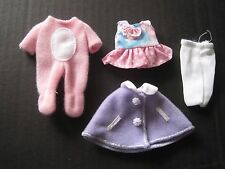 Barbie Kelly & Friends Lot of Doll Clothes Barbie Labels on 2