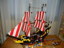 Lego Bateau Pirate 6285 Black Seas Barracuda - Vintage