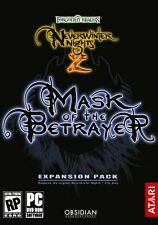 Neverwinter Nights 2 Mask of the Betrayer PC New in Box