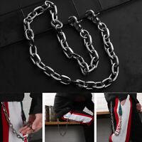 bijoux de hip hop pantalon porte - clés chaîne de portefeuille ceinture un lien