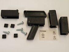 Vero Electronic basculant Case Cabinet Pieds Pied Set Kit. Projet de radio EV09