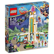 BRAND NEW LEGO DC SUPER HERO GIRLS SUPER HERO HIGH SCHOOL 41232