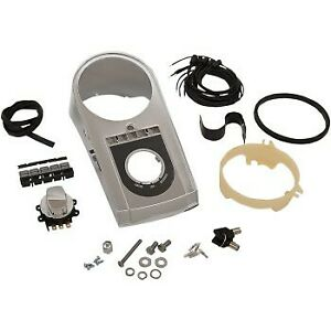 Drag Specialties Electronic Speedometer Dash Kit for 1996-1999 Harley Softail