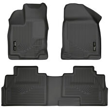 Husky WeatherBeater for 2007-2015 Lincoln MKX Front / Rear Floor Liner 99761