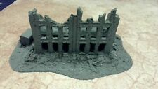 15mm JR Miniatures Stalingrad Destroyed Apartment Building OOP 2