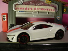 2018 Hot Wheels '12 ACURA NSX CONCEPT☆white/red☆Multi pack exclusive?☆LOOSE