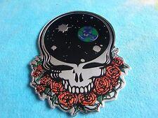 Grateful Dead Space Your Face 3.5 Inch Metal Metallic Sticker