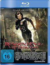 Blu-ray * RESIDENT EVIL 5 - Retribution FSK 16 # NEU OVP +