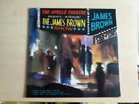 James Brown – Live At The Apollo lp