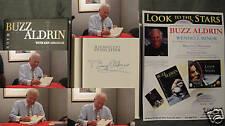 SIGNED Buzz Aldrin Magnificent Desolation BOOK 1/1 HC Apollo XI Gemini 12 Flyer