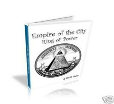 Ring of Power Dvd Illuminati 9/11 Conspiracy New World Order NWO Federal Reserve