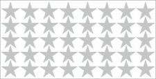 40 STARs star decal sticker vinyl art wall decoration car bike home