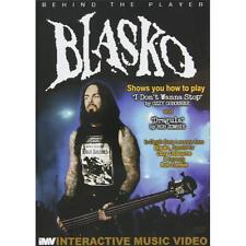 Behind The Player: Blasko DVD
