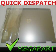 HP EliteBook 8530w LAPTOP LCD SCREEN BACK TOP COVER LID / REAR CASE 505728-001