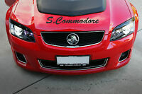 VE HOLDEN COMMODORE HEAD LIGHTS EYELIDS/EYEBROWS/LID SS/SV6/S/OMEGA/SEDAN/UTE