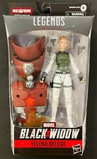 Yelena Belova - Marvel Legends Series: Black Widow 6 Inch Action Figure New 801