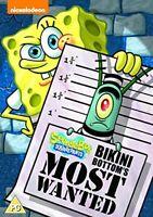 SpongeBob SquarePants: Bikini Bottom's Most Wanted [DVD] [2015][Region 2]