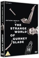 THE STRANGE WORLD OF GURNEY SLADE series. Anthony Newley. New sealed DVD.