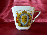 Vintage Coronation CUP King Edward VIII May 12th 1937 Stanley Royal Memorabilia