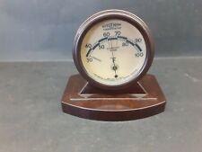 Vintage Bakelite Rototherm desk thermometer