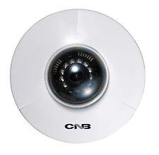 CNB LKC1050IR Full HD IP 2 Megapixel 1080P TDN Indoor Mini Dome Camera, White
