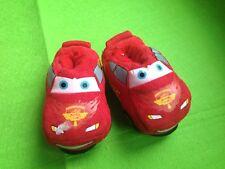 Disney Cars Slipper Size 4 Small Infant 4