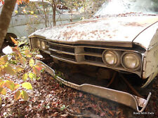 Mopar good used 1967  Dodge Polara Monaco GRILLE FRAMES pr / 383 a/c parts car