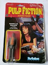 Pulp Fiction Marsellus Wallace ReAction Figure Collectible Figurine Detailed