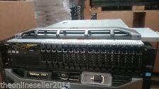 """Dell R720, 2* E5-2670 8 Core, 192GB RAM, 16* 2.5"""" HD bays, H710, Rack Rails"""