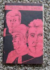 Rare Small Book C E Roush Star Trek 110 pgs Spock William Shatner Sci-fi Retro
