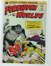 Forbidden Worlds #132