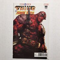 Marvel Two-In-One 6 NM Cover B Deadpool Variant Marvel 2018 Chip Zdarsky