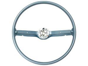 1968-69 Ford Mustang Steering Wheel Standard - Blue
