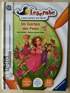 tiptoi Leserabe Im Garten der Feen