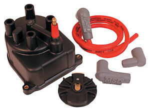 MSD 82903 Modified Distributor Cap and Rotor for Honda Civic/CRX 88-91 1.5/1.6L