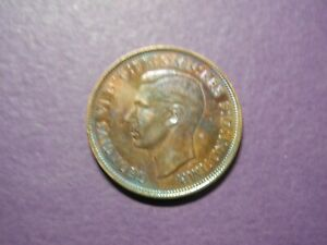GBR709    - GREAT BRITAIN -  PENNY - 1937