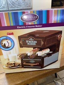 Nostalgia electric smores maker